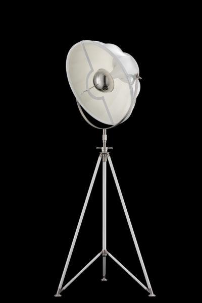 Fortuny Studio 63 Stehleuchten aus Weiß