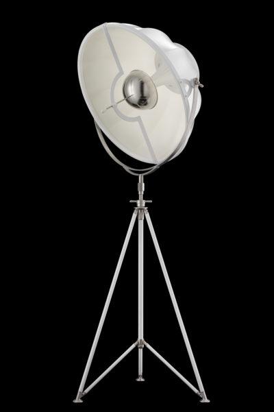 Fortuny Studio 76 Stehleuchten mit Stativstange Weiß