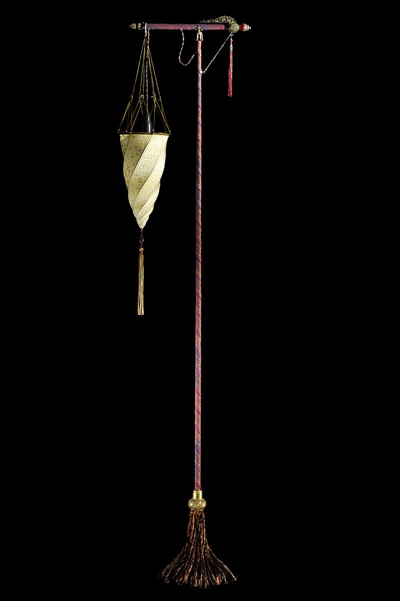 Cesendello Seidenstehleuchte